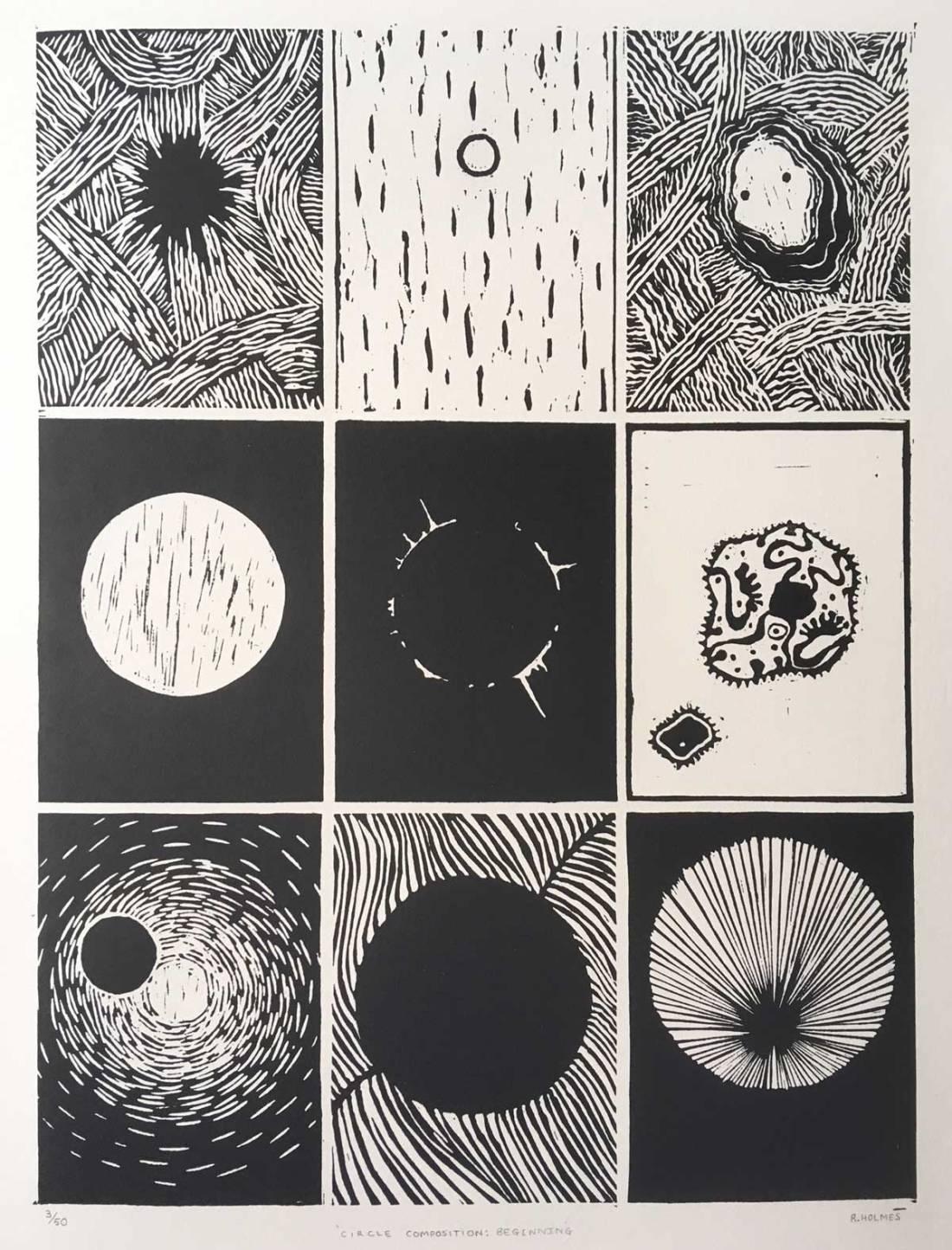 Circle Composition: Beginning